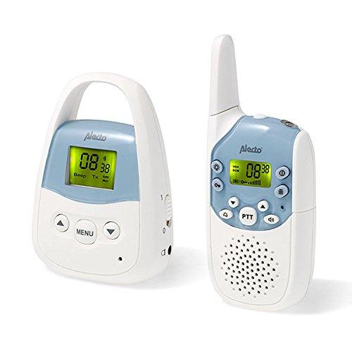 Alecto Analoges Babyphone DBX-82 - Reichweite 3 Km (PMR)