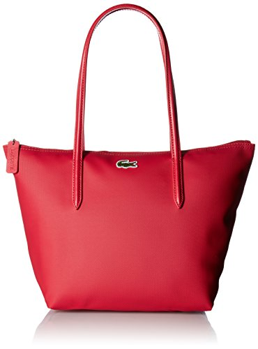 Lacoste L.12.12 Concept S Shopping Bag, 185 Virtual Pink