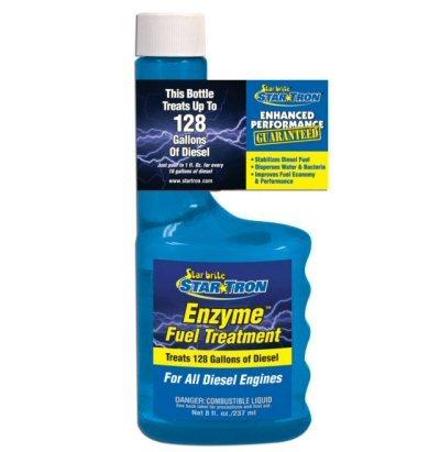 Star Tron Enzyme Fuel Treatment Diesel Additive 8 oz