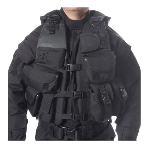 BLACKHAWK! Black Tactical Float Vest II by BLACKHAWK!