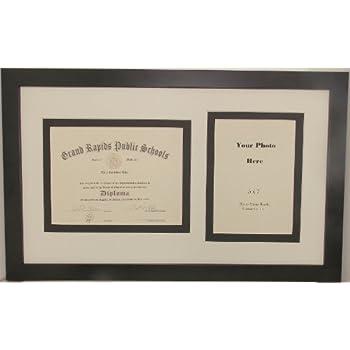 Amazon.com - Graduation High School Diploma 6x8 Certificate with 5 X ...