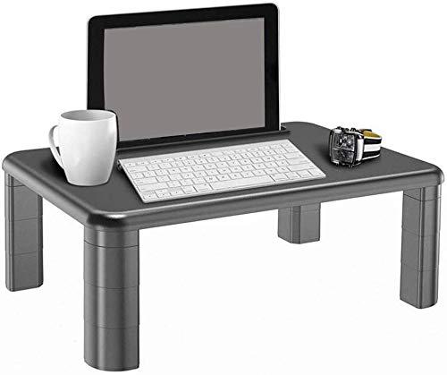 ZXL Soporte para Monitor con Altura Ajustable y Organizador de ...