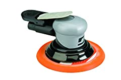 Includes low profile, premium urethane weight-mated sanding pad. Optional vacuum conversion kits are available to easily convert non-vacuum tool to self-generated vacuum tool or central vacuum tool. Grey lever identifies 3/16dia. orbit, used ...