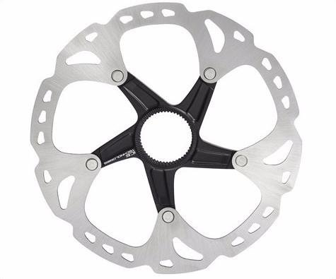 Center Lock Rotor (Shimano XT SM-RT81 Center Lock Disc Brake Rotor (180mm))