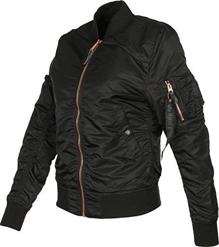 Industries 1 Wmn Black Lw Alpha Ma Vf Jacke copper dgyqxA