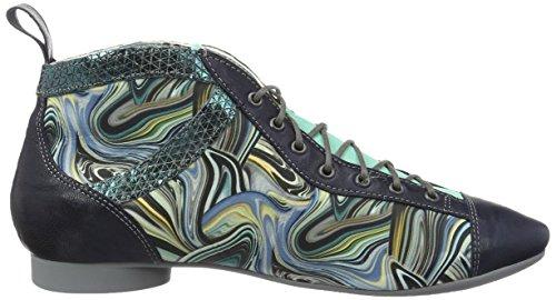88 navy Desert kombi Guad Boots Think Bleu Femme 0XP6qw