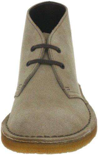 Clarks Desert Boot 00103778 - Botines Desert para mujer Gris (Wolf)
