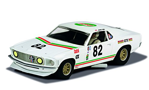 Scalextric Ford Mustang 1969 (1:32 Scale) (Scale Slot Body Car 32)