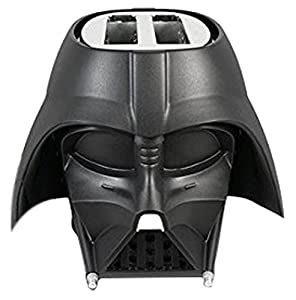 Star Wars Darth Vader Toaster : Almost as good as advertised