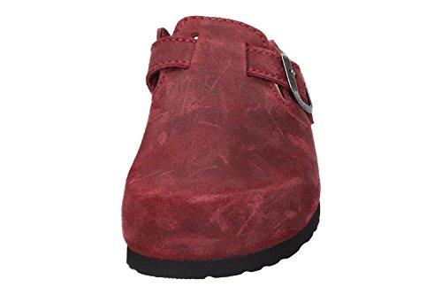 Dr. Pantolette Da Uomo Brinkmann Rosso 600409-41 Rosso