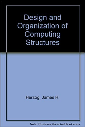 Design and Organization of Computing Structures