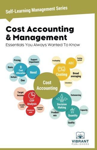 cost and management accounting books pdf
