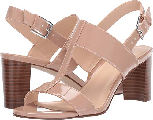 (Nine West Womens Plummy Barely Nude 10 M)