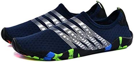 Qiiueen Zapatos De Agua, Zapatillas De Esnórquel En La Playa para Hombres Y Mujeres Zapatos De Buceo Zapatos para Nadar Y Nadar Zapatos para Nadar: Amazon.es: Deportes y aire libre