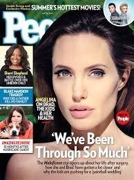 People Magazine May 26, 2014 Angelina Jolie