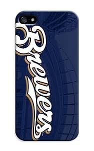 Mlb Milwaukee Brewers Baseball Hard iphone 6 plus Case Fit iphone 6 plus WANGJING JINDA