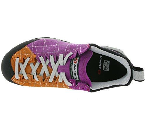 Hiking Diagonal 85573500141 Orange Dolomite Shoes Women's F4nqvC