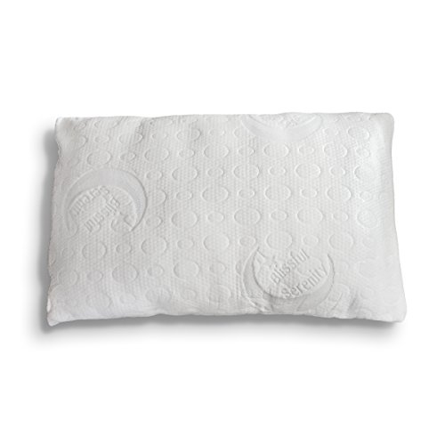 Bamboo Alternative Down Pillow - Adjustable Custom Fit to You - Soft Hypoallergenic Polyester - Memory Foam Liner - Machine Washable - Removable Cooling Cover- 100% SATISFACTION GUARANTEE (King)