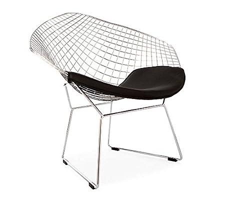 Furniture Shop UK Retro Harry Bertoia Retro Wire Diamond Armchair ...