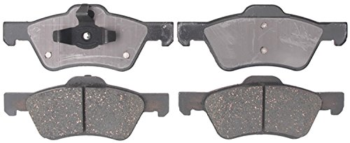ACDelco 17D1047AC Professional Ceramic Front Disc Brake Pad -