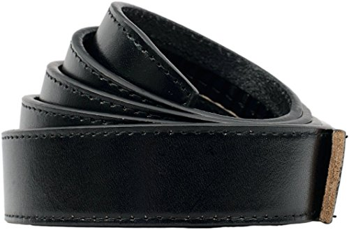 Large Product Image of SlideBelts Leather Strap Only (Buckle Not Included)