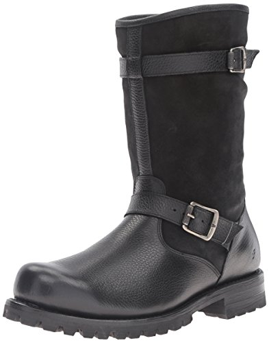 Wyoming Engineer Boot Snow Men's Black FRYE v8P7F