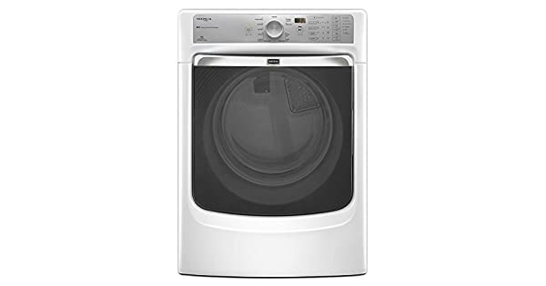 Amazon.com: Maytag med7000aw Maxima 7,4 CU. FT. Color blanco ...