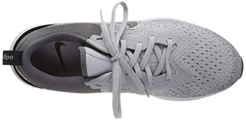 Nike Men's Odyssey React Running Shoe, Wolf Grey/Black-Dark Grey-Pure Platinum, 7.5 by Nike (Image #7)