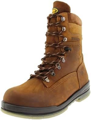 Wolverine Men's W03295 Durashock Boot, Stone, 7 M US