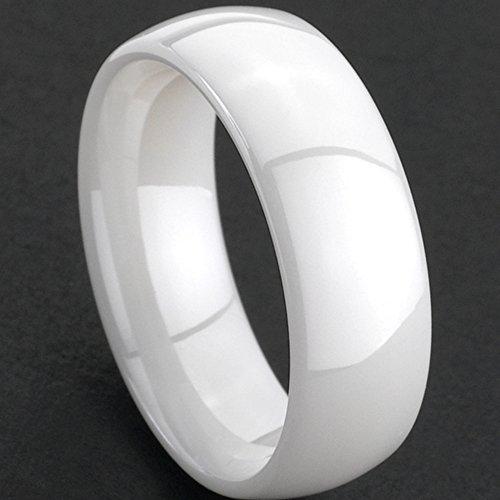 Buy white rings for men