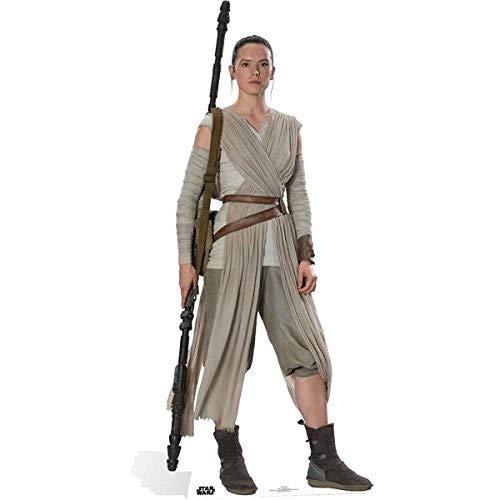 Star Wars Rey Lifesize Cutout]()