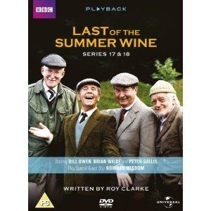 LAST OF THE SUMMER WINE - SERIES 17
