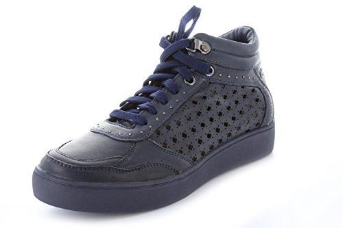 GERRY WEBER Zapatillas Altas de Piel Lisa Mujer