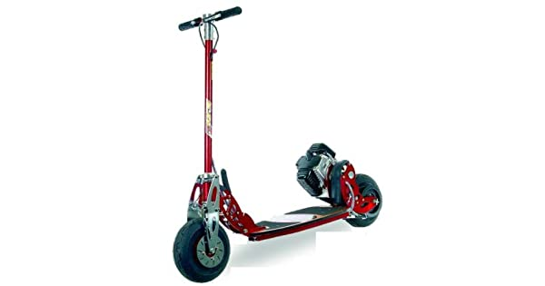 Amazon.com: Moby S 40 Gas Powered Scooter: Sports & Outdoors