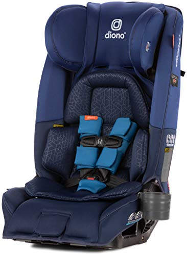 Diono Radian 3RXT All-In-One Convertible Car Seat - Blue