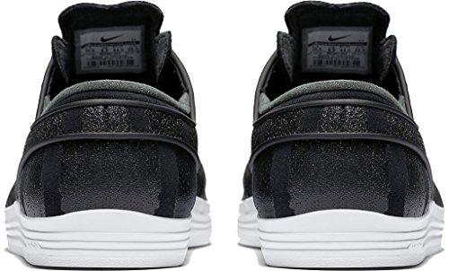 Nike Sb Lunar Stefan Janoski Heren Sneakers 654857 Sneakers Schoenen Zwart Antraciet Puur Platina 004