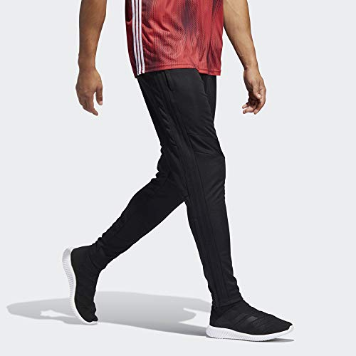 2e0a74047 SHOPUS | adidas Men's Soccer Tiro 19 Training Pant, Black/Black, Medium