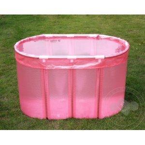 Foldable bath tub by Max