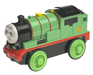 Thomas And Friends Wooden Railway - Battery Powered Percy