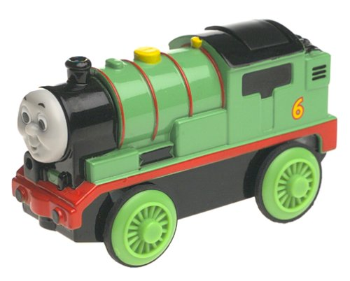 Thomas Train Learning Curve (Thomas And Friends Wooden Railway - Battery Powered Percy)