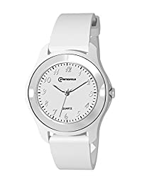 ufengke® children classic casual waterproof analog quartz wrist watch,white