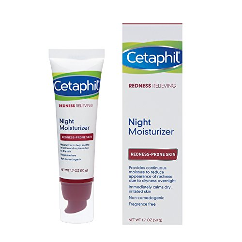Cetaphil Redness Relieving Night Moisturizer