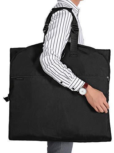 """Magictodoor Tri-Fold Destination Wedding Garment Bag Versatile Hanging Travel Carry On 72"""" from Magictodoor"""