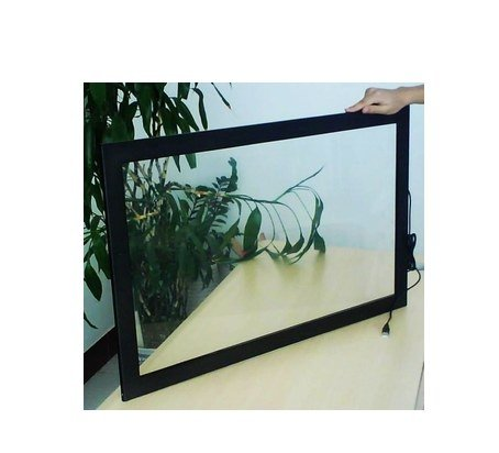 GOWE 46 inch IR LCD TV infrared touchscreen, 2 points industrial IR touchscreen for monitor,46