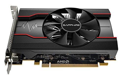 Sapphire Radeon PULSE RX 550 4GB GDDR5 HDMI / DVI-D / DP (UEFI) PCI-E Graphics Card 11268-01-20G by Sapphire Technology (Image #1)