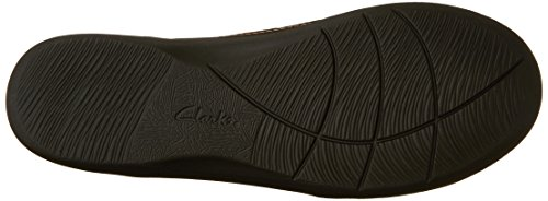 Clarks Sillian Fisherman Stork Black Us Women's Sandal 8 M raxnwrqPC