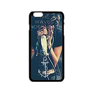 Great Sleeping With Sirens Anti-Skid Slim & Lightweight TPU Case Shell Cover for iPhone 6 Plus 5.5