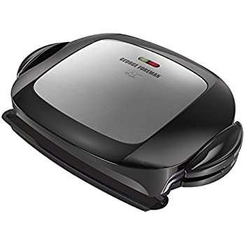 Amazon.com: George Foreman GRP4B Next Grilleration 72 Square ...