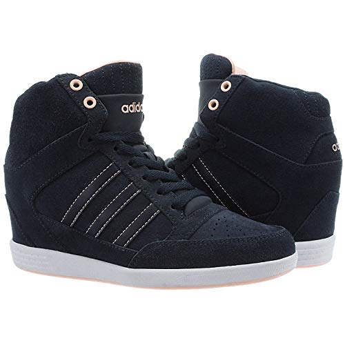 new product 32ed4 af845 adidas Mujer AQ1540 Zapatillas Altas Azul Size 39 13 EU Amazon.es  Zapatos y complementos
