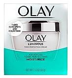 Olay Luminous Moisturize Tone Perfecting Cream 1.7 Ounce (50ml) (6 Pack)
